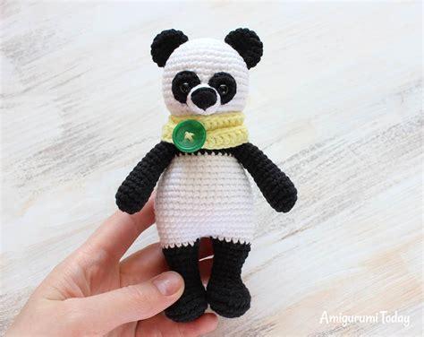 amigurumi panda cuddle me panda amigurumi pattern amigurumi today