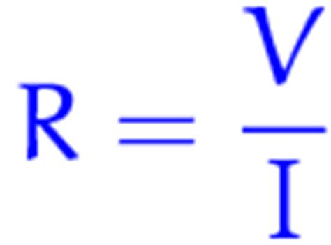 resistor formulas resistance formula formula for resistance formulas tutorvista