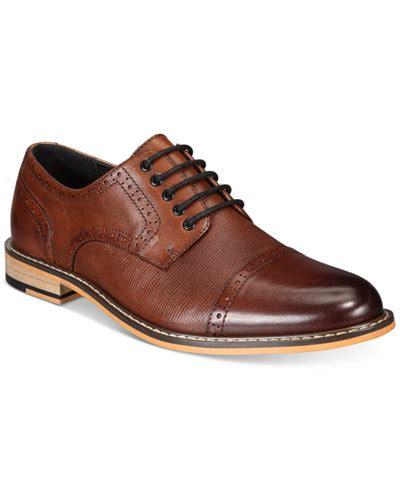 dress shoe macy s bar iii s cap toe brogues created for macy s all s shoes macy s