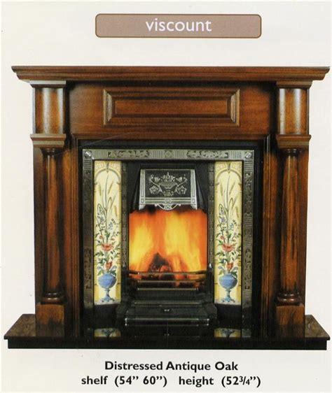 Oak Wood For Fireplace by Solid Oak Fireplace Mantel St 11 China Fireplace