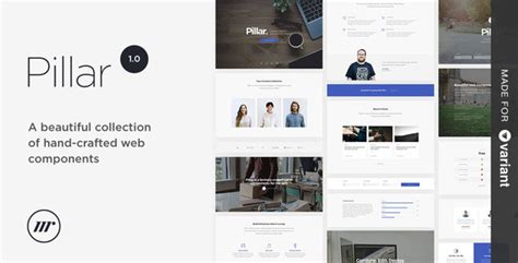 themeforest pillar download multipurpose html with page