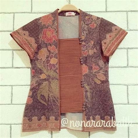 Baju Batik Lurik 17 Best Images About Batik On Vests Folklore