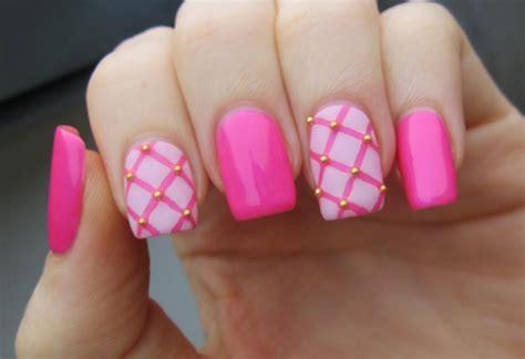 imagenes de uñas de acrilico juveniles inspira 231 227 o de unhas rosa