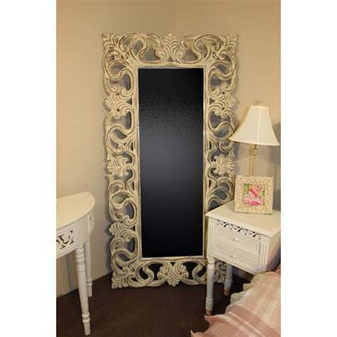 full length mirror shabby chic swanky interiors