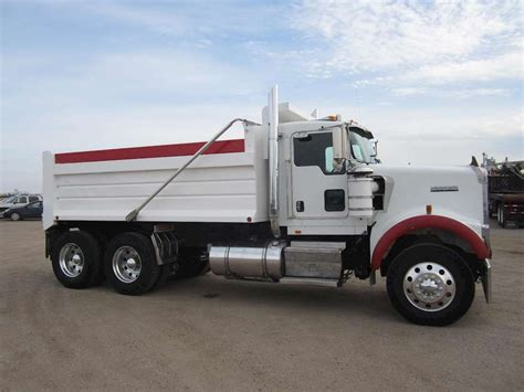 2005 Kenworth W900 Heavy Duty Dump Truck For Sale 569 000