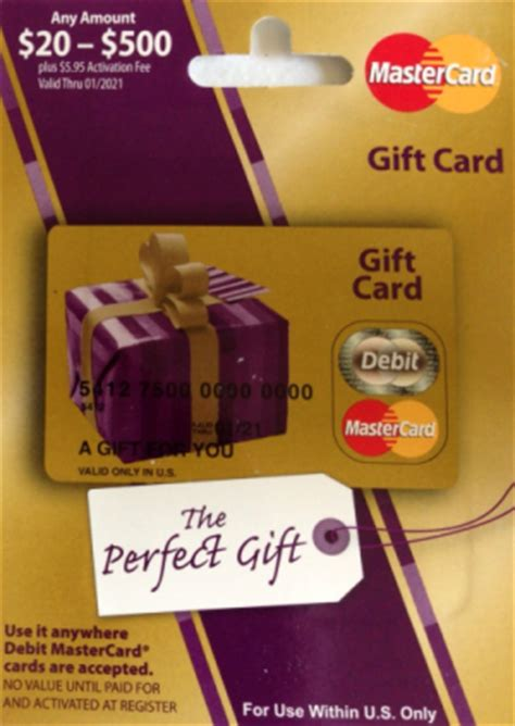 Gift Card Mastercard - serve ways to save money when shopping