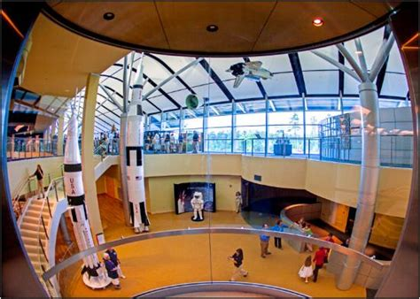nasa infinity center nasa s infinity science center at exit 2 picture of