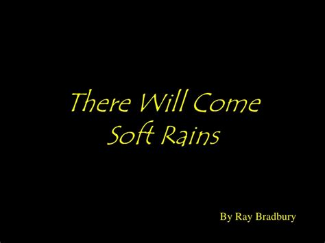 There Will Come Soft Rains Essay by Quot There Will Come Soft Rains Quot Comic