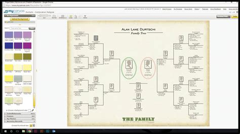 My Family Tree Include Family Tree Poster And 100 Stickers awesome family tree poster template contemporary resume