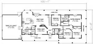 Four Bedroom Ranch House Plans by 4 Bedroom House Floor Plans 4 Bedroom Ranch House Floor