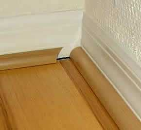 quarter round molding on stairs quarter round molding with excellent finish ideas