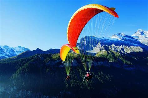 beleuchtungskörper paragliding paragliding quot big blue quot summer outdoor