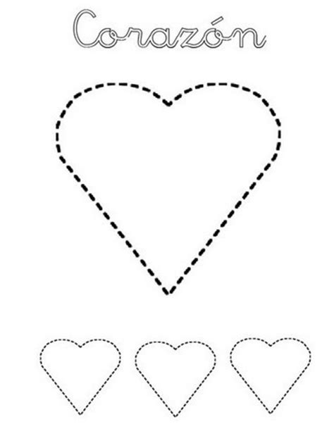 recortar imagenes web imagenes de carabinero para recortar corazones dibujalia