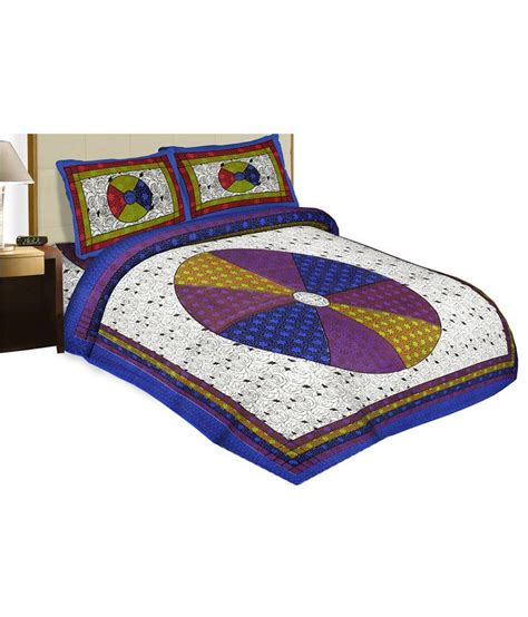 bed sheets at target shop rajasthan paisley print target wheel pure cotton blue