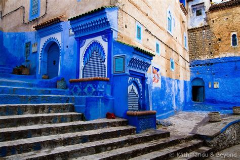 morocco blue city fifty shades of blue in chefchaouen discovering morocco
