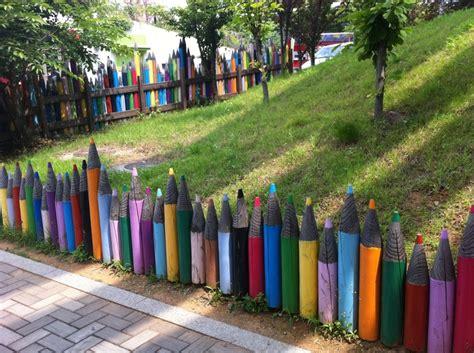 Creative Backyard Playground Ideas Get Creative Fun And Unusual Design Ideas For Fences