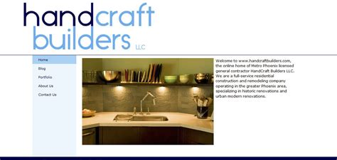 Handcraft Builders - handcraft builders fusion web technologies