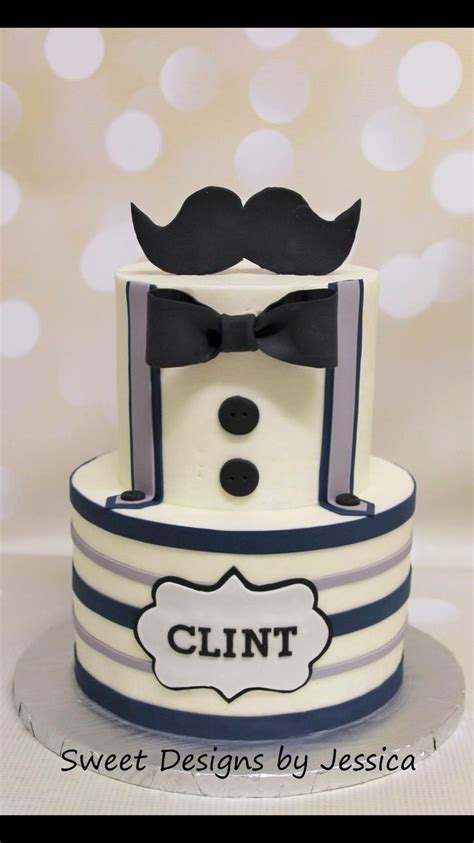 Mustache Themed Baby Shower by Best 25 Mustache Cake Ideas Only On Mustache