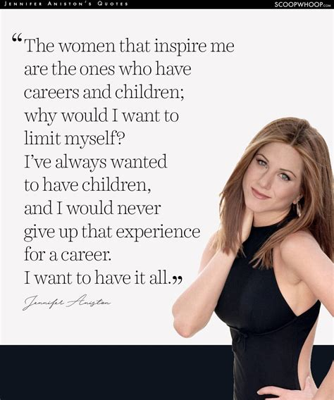 jennifer aniston quotes on life 12 empowering quotes by jennifer aniston that are your