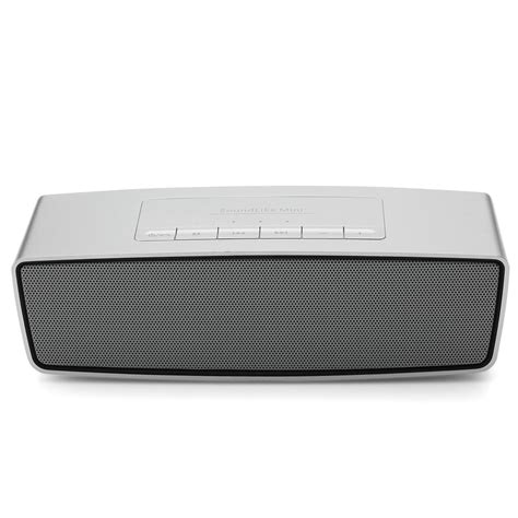 Portable Bluetooth Speaker Bass Cy 01 Portable Wireless Bluetooth Speaker Bass Stereo For Phone Table Pc Play Silver Aud 23 99