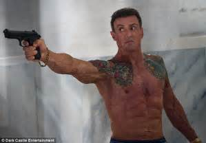 Sylvester Stallone Proves He S Still Got The Body To Play