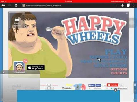 get the full version of happy wheels how to get full version of happy wheels in ipad youtube