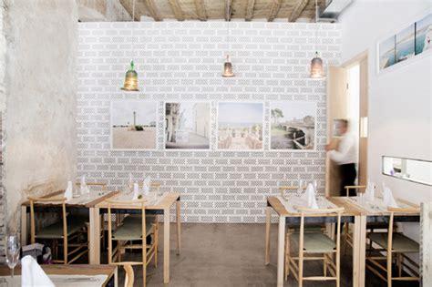 28 posti a il ristorante realizzato con materiale