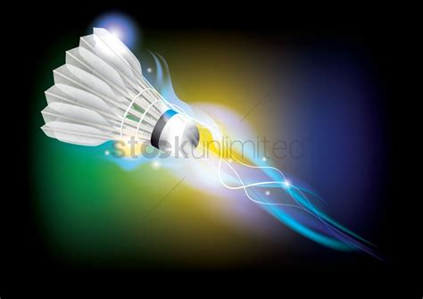 themes in pictures badminton theme wallpaper vector image 1815951