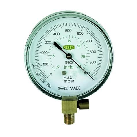 Pressure Refco 19800 sv vacuum 9882473