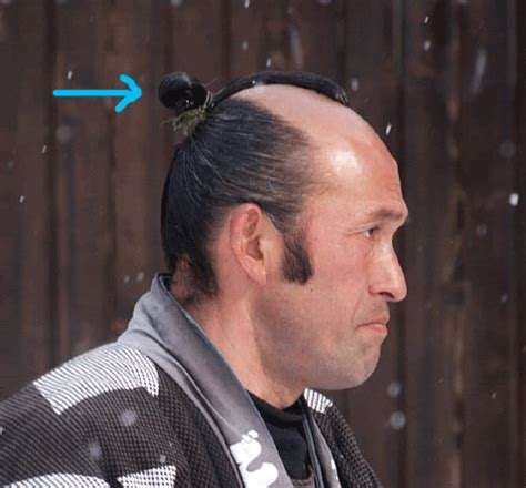 edo period male hairstyles sejarah chonmage tatanan rambut ala samurai kuno jepang