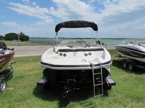 bass pro garland boat center tahoe fish and ski newq7 sf w 4 3l 190hp v 6 and trailer