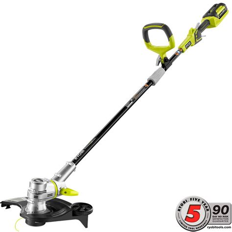 Automatic Kitchen Faucets by Ryobi 40 Volt Lithium Ion Cordless String Trimmer Edger