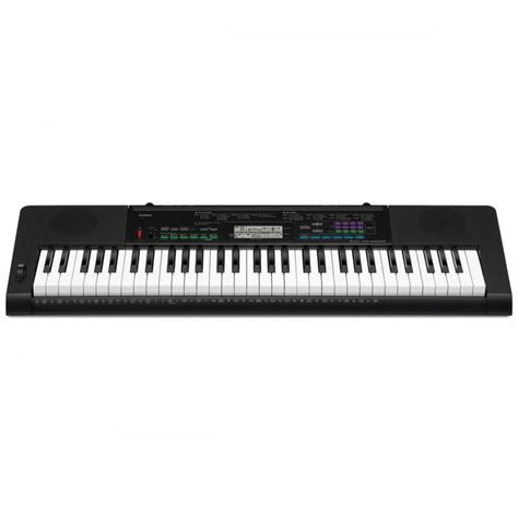 Keyboard Casio by Casio Ctk 3400 Portable Keyboard At Gear4music