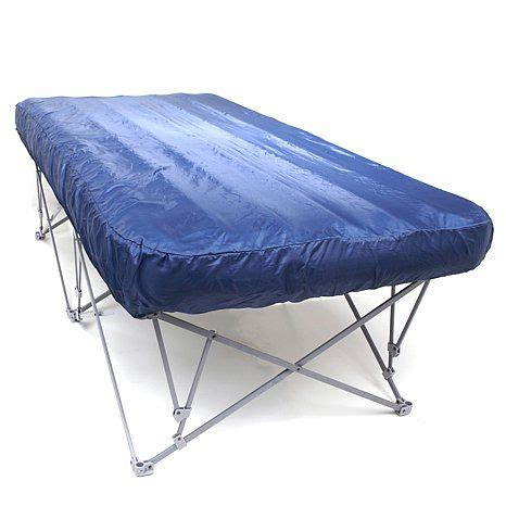 Bed Frame Inflatable Mattress 17 Best Images About Air Mattress With Frame On Pinterest
