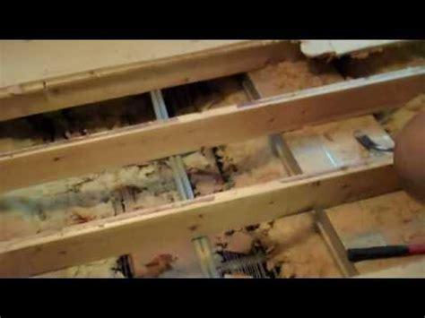 mobile home repair, mobile home floor repair southport nc