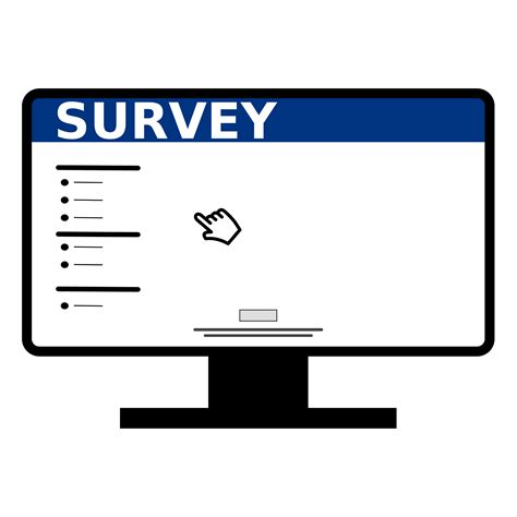 tattoo survey questions survey questionnaire clipart collection