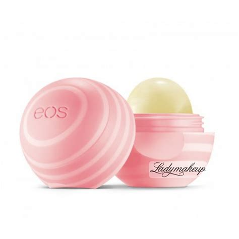 Eos Visibly Soft Lip Balm Sphere Coconut Milk eos lip balm sphere coconut milk balsam do ust mleko kokosowe