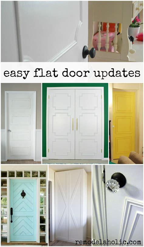diy closet door update how to update your old bi fold remodelaholic 40 ways to update flat doors and bifold doors