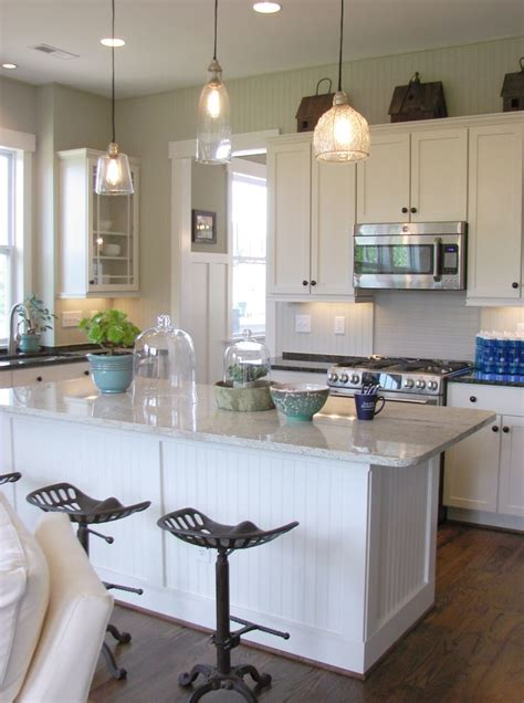 Anderson Cabinets Modern Farmhouse Kitchen For The Kitchen Pinterest