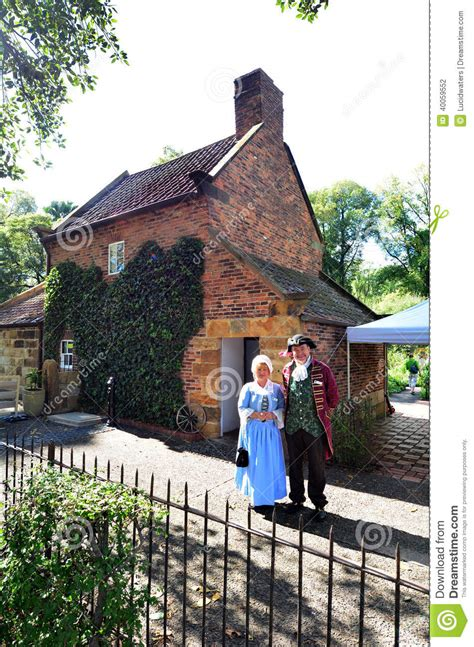 Cooks Cottage Melbourne by Captain Cooks Cottage Editorial Photography Image Of