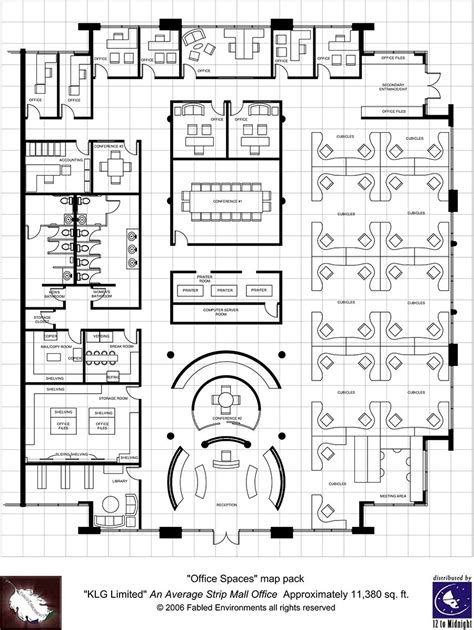 free online office layout floor plan modern floorplans single floor office fabled