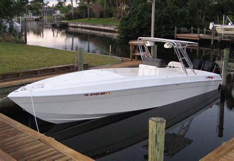 powerplay boats boat for sale 2004 powerplay 33 center console w merc