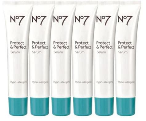 boots number 7 serum younger looking skin new advanced no 7 serum more