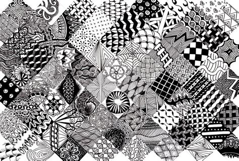 pattern ideas zentangle patterns