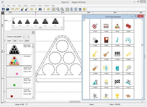 typography editor type font editor apps typography guru