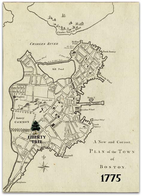 boston map 1775 episode 019 kenneth turino the colonial boston