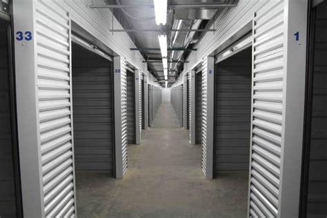 climate control storage unit  street
