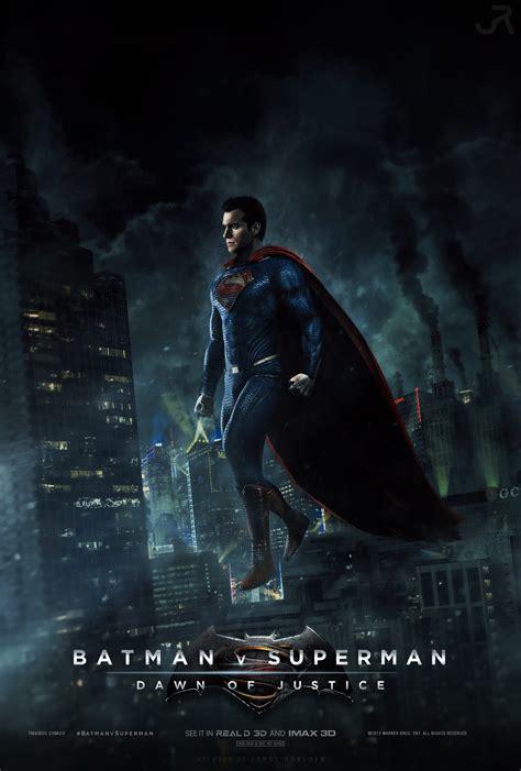 Batman V Superman 5 batman v superman of justice poster 5 by visuasys
