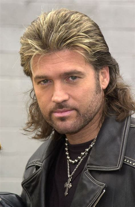 Billy Cyrus Hairstyle by The And Sad History Of Billy Cyrus Hair Billy