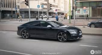 Audi S7 Sportback Audi S7 Sportback 6 May 2017 Autogespot